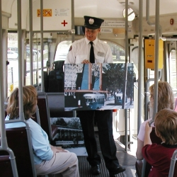 Conductor on the Streetcar