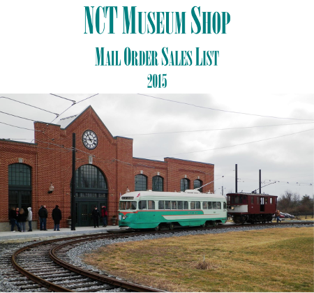 Front Page of the Museum Gift Shop Catalogue & Mail Order Form