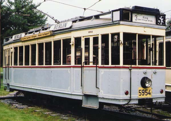 BVG 5954 before restoration